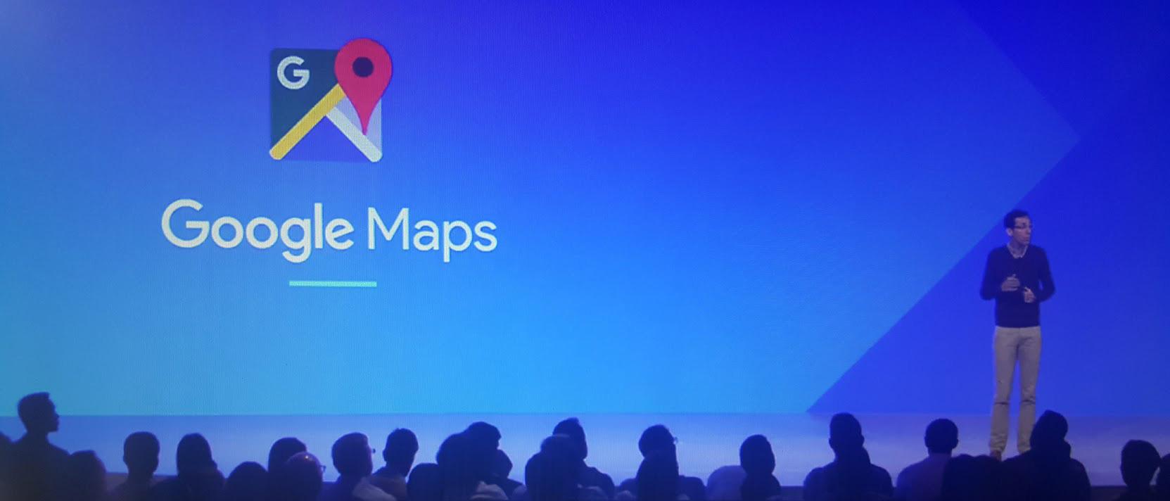 Novos anúncios para Google Maps