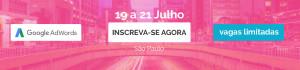 Curso Adwords Completo em São Paulo em Julho
