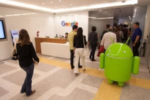 Google Starter Entrada